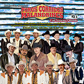 Puros Corridos Malandrines, Vol. 6 by Various Artists