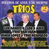 Boleros De Ayer Y De Siempre Trios Volumen 2 by Various Artists