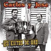 15 Corridos Y Rancheras by Carlos Y Jose
