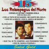 15 Grandes Exitos Originales - Solid Gold by Los Relampagos Del Norte