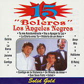 15 Grandes Exitos by Los Angeles Negros