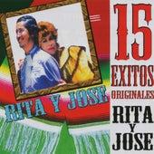 15 Exitos Originales by Rita Y Jose