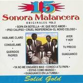 15 Grandes Exitos, Vol.2 by Sonora Matancera