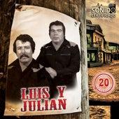 20 Exitos De Coleccion by Luis Y Julian