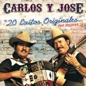 20 Exitos Originales - Sus Mejores by Carlos Y Jose