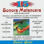 15 Grande Exitos by Sonora Matancera