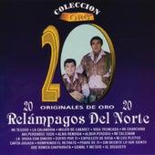 Coleccion 20 De Oro by Los Relampagos Del Norte