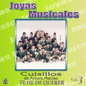 Joyas Musicales, Vol. 3: Te He de Querer by Banda Cuisillos