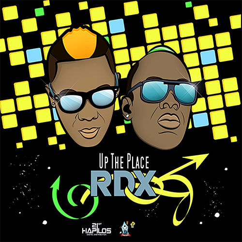 Up di Place - Single by RDX