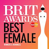Brit Awards Best Female by Various Artists