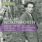 Wordsworth: Orchestral Works by BBC Scottish Symphony Orchestra