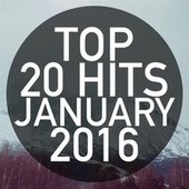 Top 20 Hits January 2016 von Piano Dreamers