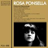 Rosa Ponsella by Rosa Ponsella