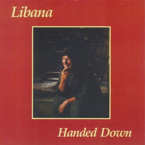 Handed Down von Libana
