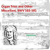Bach: Organ Trios and Other Miscellani, BWV 583-591 by Various Artists