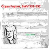 Bach: Organ Fugues, BWV 531-552 by Various Artists
