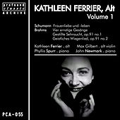 Kathleen Ferrier, Contralto, Vol. 1 by Kathleen Ferrier