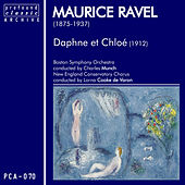 Ravel: Daphnis et Chloé by Boston Symphony Orchestra