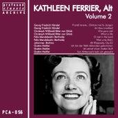 Kathleen Ferrier, Contralto, Vol. 2 von Kathleen Ferrier