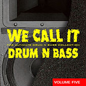 We Call It Drum 'N' Bass, Vol. 5 by Various Artists