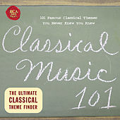 Classical Music 101 von Various Artists