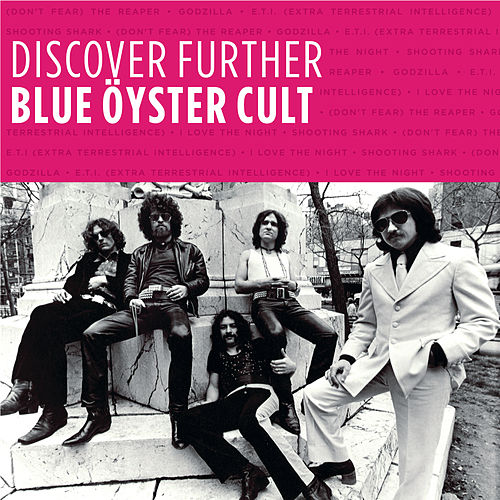 Discover Further by Blue Oyster Cult