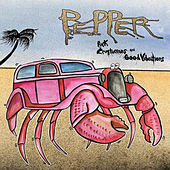 Pink Crustaceans by Pepper