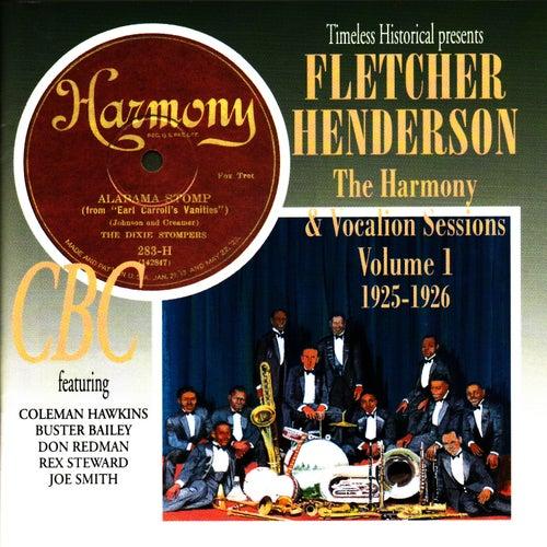 Fletcher Henderson The Harmony & Vocalion Sessions Volume 1 1925-1926 by Fletcher Henderson