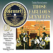 Those Fabulous Gennetts Vol. 1 1923-1925 by Various Artists