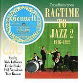 Ragtime To Jazz 2 1916 - 1922 by Various Artists