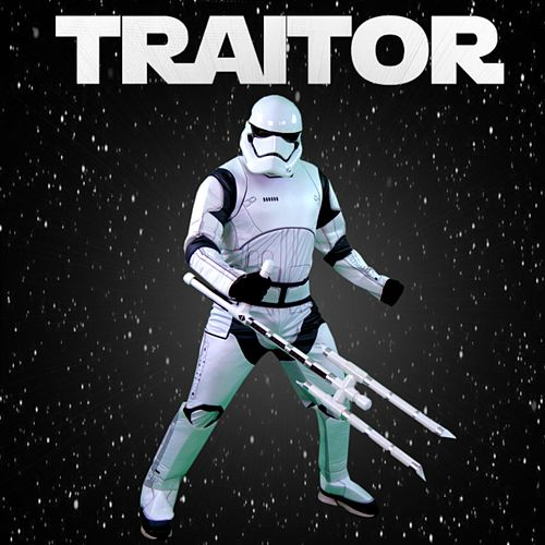 Traitor by Tr-8r the Force Awakens Parody (feat. Tr-8r) by Screen Team