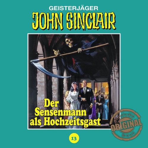 Tonstudio Braun, Folge 13: Der Sensenmann als Hochzeitsgast von John Sinclair
