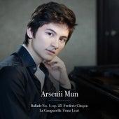 Frederic Chopin, Franz Liszt by Arsenii Mun