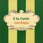 À La Carte von Lionel Hampton