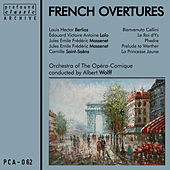 French Overtures by Orchestre de l'Opéra Comique