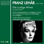 Die Lustige Witwe by Erich Kunz
