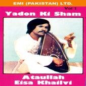 Yadon Ki Sham Vol 1  Ataullah Eisa Khailvi by Ataullah Eisa Khailvi