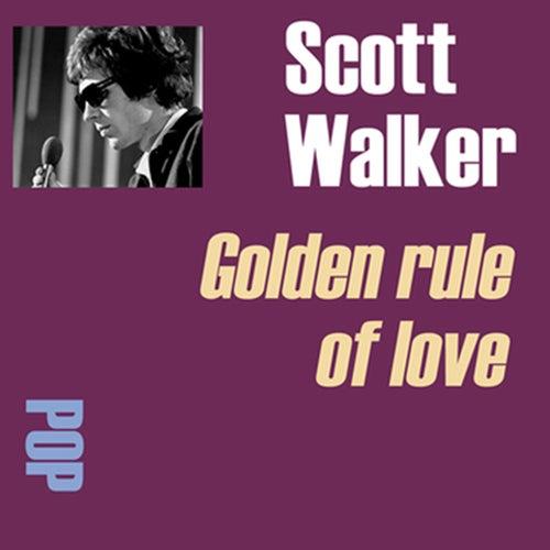 Golden Rule Of Love by Scott Walker