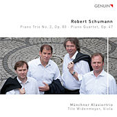 Schumann: Piano Trio No. 2 in F Major, Op. 80 & Piano Quartet in E-Flat Major, Op. 47 by Various Artists