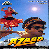 Mr  Azaad (Hindi Film) by Various Artists