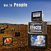 Sound Effects Vol. 13 - People by Sound Effects