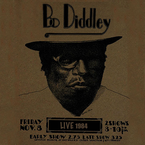 Live 1984 by Bo Diddley