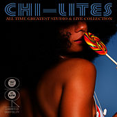 All Time Greatest Studio & Live Collection by The Chi-Lites