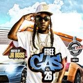 Free Gas Vol. 26 by Jr. Boss