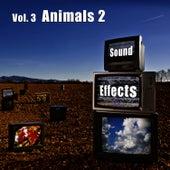 Sound Effects Vol. 3 - Animals 2 by Sound Effects