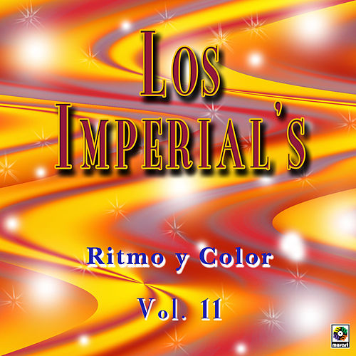 Color Y Ritmo Vol. 11 by The Imperials