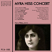Concert by Myra Hess