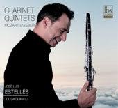 Mozart & Weber: Clarinet Quintets by José Luis Estellés