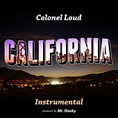 California (Instrumental) - Single by Colonel Loud