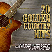 20 Golden Country Hits by Various Artists